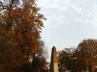 Madeira Road, Mitcham: The Obelisk