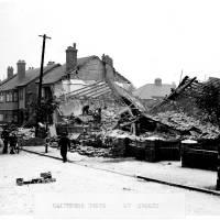 Caithness Drive, Crosby, 1941