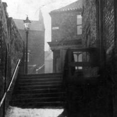 Albion Street/Metcalfe Stairs