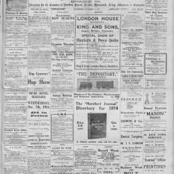 Hereford Journal - 3rd October 1914