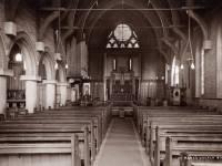 St. Mark's Church,Wimbledon: Interior