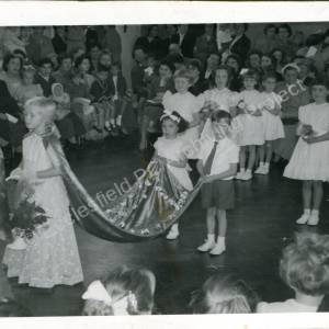 1959. 49th May Queen Rosemary Wilks (p)