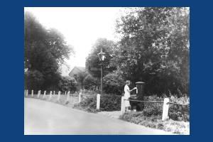 Phipps Bridge Road: Posting a letter