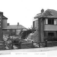 Dorrett Drive, Crosby, 1941