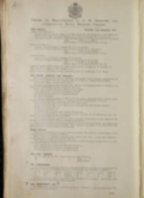 Routine Orders - June 1917 - June 1918 - Page 191