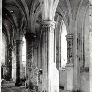 Dore Abbey, interior ambulatory
