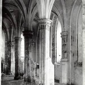 Dore Abbey, interior ambulatory