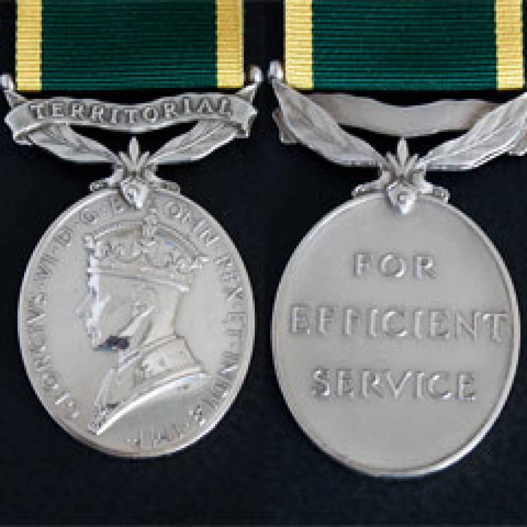 Efficiency Medal