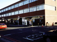 Colliers Wood Library, High Street, Colliers Wood