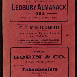 Tilley's Ledbury Almanack 1962