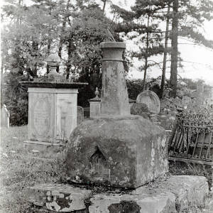 Sundial, Tarrington Churchyard, Herefordshire, 1928