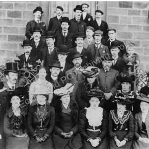 Burncross Chapel Members 1905.