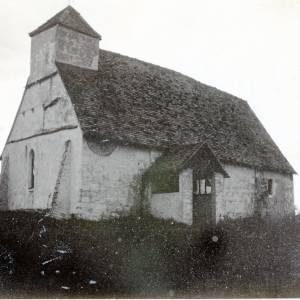 Aylton Church, 1910