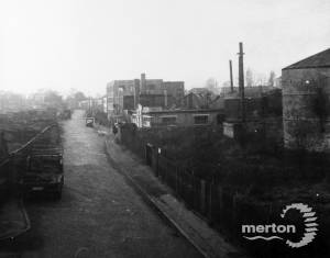 Station Road, Merton Abbey, Colliers Wood