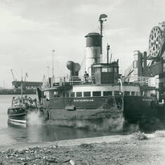 The Ferry 'Northumbrian'