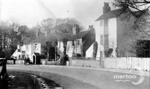 """The Surrey Arms and  """"Casablanca,"""" Morden Road, Mitcham"""