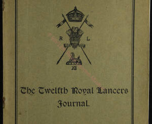 12th Lancers, 1910 March