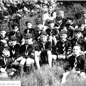 Grenoside Cub Pack Hesley Wood 1961