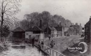 Merton High Street: Morris Works