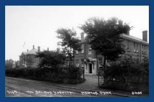 Nelson Hospital, Kingston Road, Merton Park