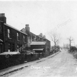 Chapel Lane, High Green.
