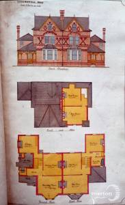 Mayfield Road: Plans and Elevations