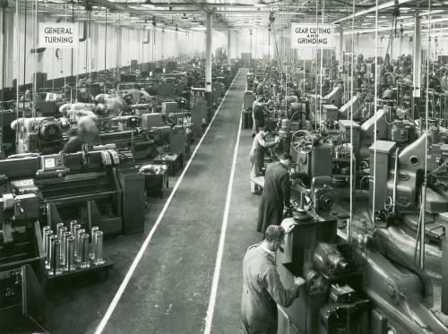 Manufacturing: Napier