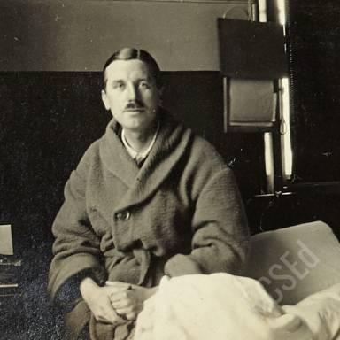 Patient Allan (K.O.S.B.), Ward Z8