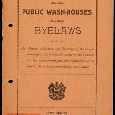 Public Wash House Byelaws