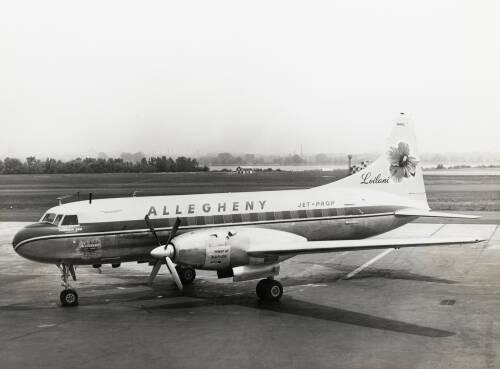 Allegheny Jet Prop: Napier