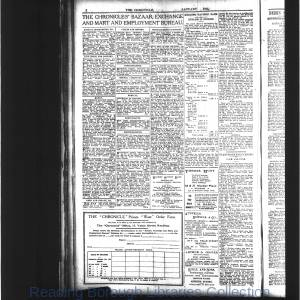 Berkshire Chronicle Reading 1914