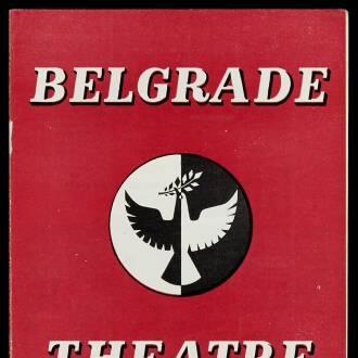 Belgrade Theatre, Coventry, March 1960