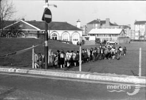 Merton Abbey School