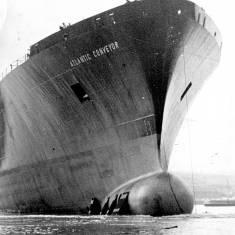 Atlantic Conveyor Launch