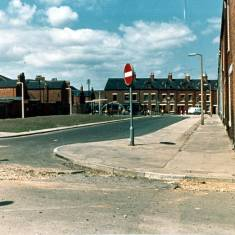 Play ground East of Boldon Lane