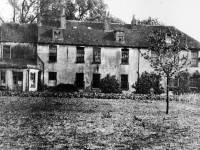 Church House: Rear view