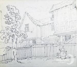 Cromwell's Residence, Wimbledon