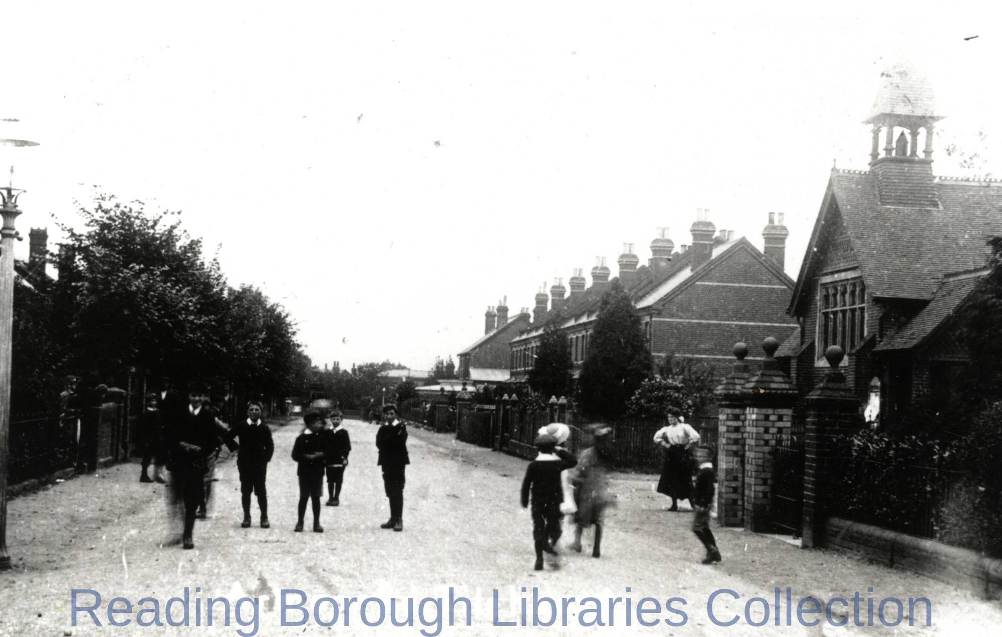 Armour Road, Tilehurst, Reading.