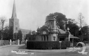 St.Mary's Parish Church, Wimbledon