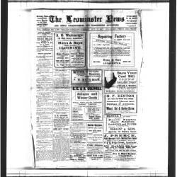 Leominster News - October 1917