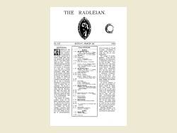 The Radleian 1934 - No. 537 March