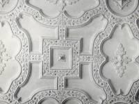 Eagle House, Wimbledon: Moulded ceiling