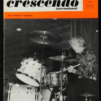 Crescendo 1973 July