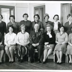 1964 Grenoside School Staff