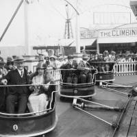 Southport Fairground Ride,c1925