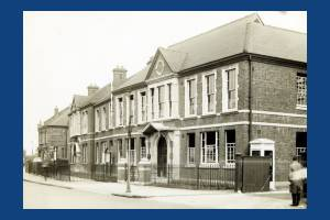 U. D.C  Offices, Kingston Road, Merton Park
