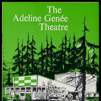 Adeline Genée Theatre, East Grinstead, June–July 1970