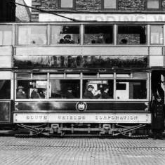 South Shields Corporation Transport Tramcar