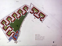 Plan for Pollards Hill Estate
