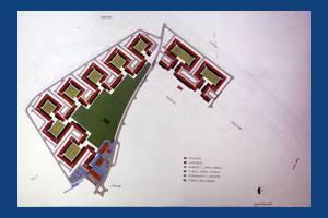 Plan for Pollards Hill Estate